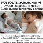 Él es el hijo de mi sobrina, por favor cualquier ayuda es bienvenida! https://t.co/acouTObaGd