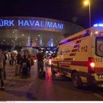 Turquie : 36 tués et au moins 147 blessés lors de lattentat à laéroport dIstanbul https://t.co/xRQbjspX2o https://t.co/fAeReWfb0i