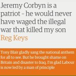 As Blairites scheme, remember the words of a father whose son was slain in Iraq https://t.co/OKoD6QW5g3 #Chilcot https://t.co/8mciZYVvyr
