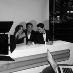 CTTO @8acp bts Forbes mag photoshoot @mainedcm @aldenrichards02 w/Mr.T #ALDUBIYAMin14Days https://t.co/60SmwXsKMd