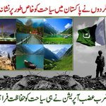 #Zarbeazb bring peace back in Pakistan and ensure the safety of tourists in the country #BeautifulPakistan https://t.co/9EnHmW3VYF