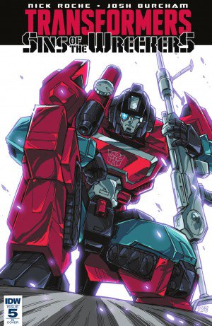 IDW #transformers: Sins of the Wreckers #5 Review #SinsOfTheWreckers https://t.co/kpj906wWpK https://t.co/7xrgEjedi0