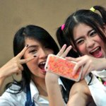 Happy sweet17th birthday teman sesama receh dari sebelum lahir😂😂 @Vanka_JKT48 #VNKsweet17 makin cans&gawlz yea💕🎉🎂 https://t.co/sgdObo7OuT