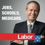 #Ausvotes #Auspol Labor leader @billshortenmp promises a modern society, true equality, and a fully public Medicare https://t.co/qW32G5s3iE
