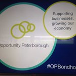 At the @OP_Peterborough business breakfast. Where the PTs business awards will get a plug! https://t.co/5jFitUMT2Q https://t.co/6PuRXgHxMU