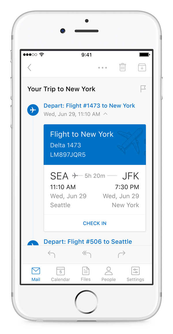 #Outlook in #Office365 brings travel itinerary integration.This will be a killer if it works https://t.co/eyLYGc6TdJ https://t.co/E8347GjWuN