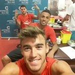 Já começaram os trabalhos no Caixa Futebol Campus! ⚽ #Juntos https://t.co/kT3FdyeN3r