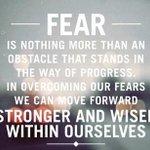 #Fear kills #Dreams https://t.co/vvAMYyqrQp