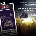 Hazte con la pulsera del @LowFestival ¡Sorteamos ABONOS TRIPLES + 500€! Haz RT y contesta a este tuit con #MAXVERANO https://t.co/5APNdTHBHL