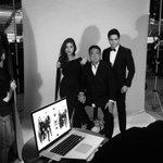 BTS from .@Forbes_PH presenting Mr & Mrs Faulkerson w/ their Ninong, Mr T .@EatBulaga *wink* #ALDUBIYAMin14Days Y https://t.co/7xCOvl1KDn