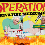 3 days until the election! (!!!!!!!!) Reminder: only one party set up a Medicare Privatisation Taskforce. #ausvotes https://t.co/nKTtXT8X6p