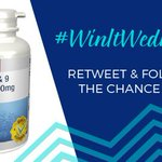 Fancy winning some fantastic Omega 3, 6 & 9? ❤️ Join our #winitwednesday and simply FLW & RT this post! Good luck! https://t.co/VspFETm95a