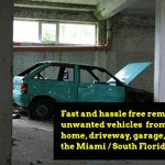 Fast and hassle free removal of #UnwantedVehicles from your home, garage, etc. in the #Miami / #SouthFlorida area. https://t.co/Qf2cPq0bnQ