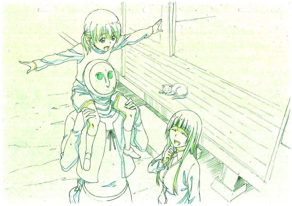 ふらいんぐうぃっちアニメの方は最終回を迎えましたが、今後もこの作品がずっと愛される作品でありますように。