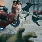 Avengers Age of AlDub @mainedcm @aldenrichards02 @mungkawkaw @MaidenGraffix @EatBulaga #ALDUBIYAMin14Days https://t.co/Ss2TBf21f0