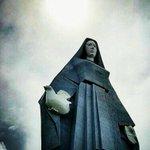 @AndesVenezuela VIRGEN DE LA PAZ #Trujillo Es la escultura habitable más alta de América con 46,72 metros de altura https://t.co/X8kZP6VLOs