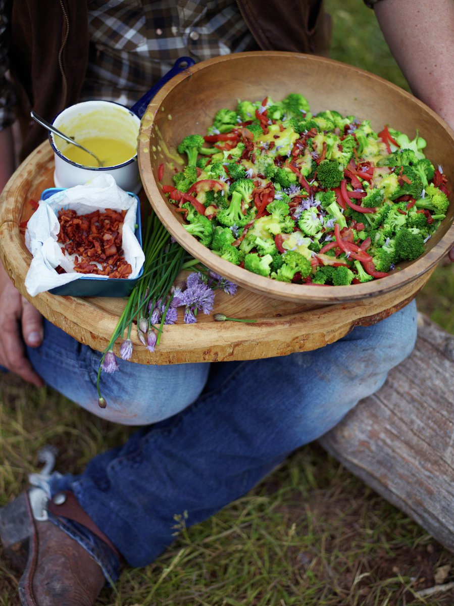 I tested this broccoli salad on some big ranching blokes & they loved it! https://t.co/y53qGCLikB #RecipeOfTheDay https://t.co/rkaeTpAWk6