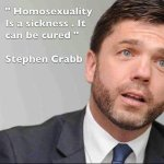 Just want to point out to those who favour Crabb. Hes not exactly the lessor of two evils: https://t.co/ugfFLlnHZV