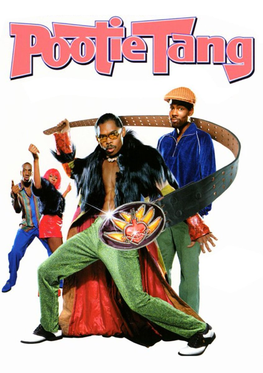 """Pootie Tang"" is 15 years old today; Released in USA theaters on this day in film history, June 29, 2001. https://t.co/piaVPWNimM"