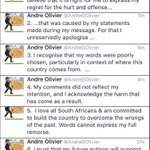 The #riverschurch Pastor @AndreGOlivier apology. The good book teaches us to forgive. https://t.co/RqePMqkQuD