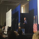 """Its not anybodys fault - weve just got to fix it."" @vp gets personal and talks about his sons cancer. #CanServe https://t.co/Ezu4zPM0FX"