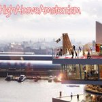 Swing high above Amsterdam (starting August 1) https://t.co/OF26m8Bog6 #Amsterdam https://t.co/ANYOaAbHvt