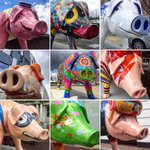 Dont be pig headed, have a snout at all the fab @pigsgonewild16 creations dotted around #Ipswich https://t.co/QGSL7nN2Yt