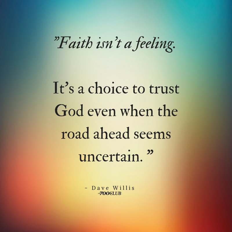 Let's remember to have faith and trust Him, today. #WednesdayWisdom https://t.co/KPlOCbGFwE