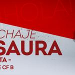 OFICIAL I El futbolista JAVI SAURA regresa a casa para sumarse a la temporada 16/17. Estamos muy felices ¡Hola Javi! https://t.co/JXAq0vQJ88