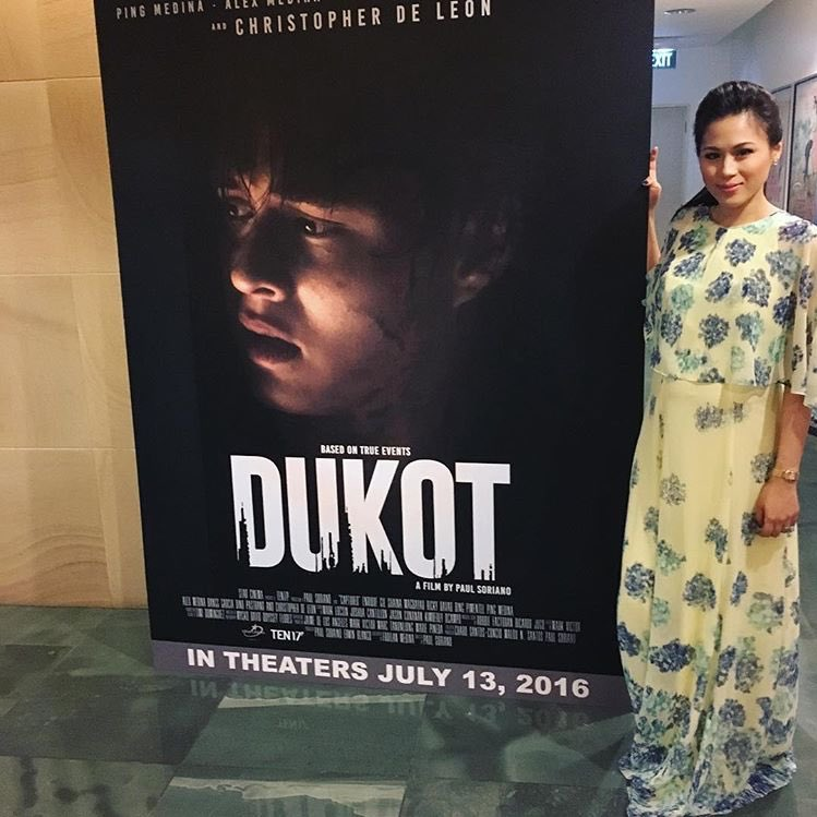 Let's all watch Dukot on July 13! A film by Paul Soriano ❤️ https://t.co/QB304mNGoc