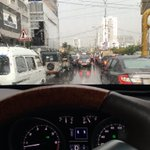 Stuck in traffic since an hour but happily ready to pay this price... Karachi mein barish hoti rahay bus :):):).... https://t.co/tjISle7cd6