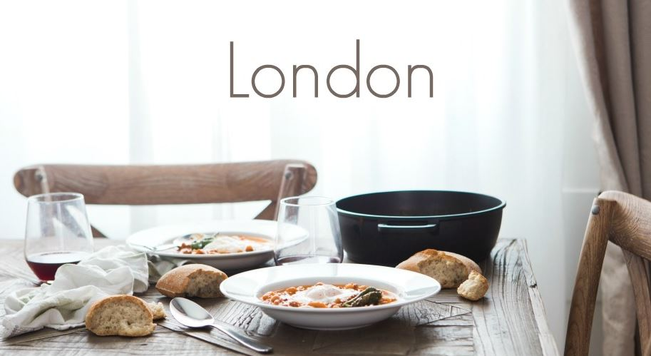 A foodie guide to London! This city has plenty of flavours, atmosphere and so much more: