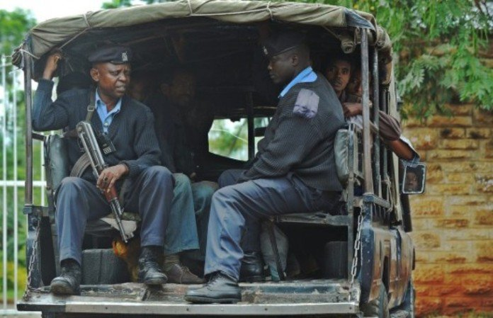 Police gun down al-Shabaab militant after injuring police officer