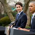 President Obama hopes trade, not Trump, is a focus of the Canada summit https://t.co/qHuWbvIq3U via @Kevinliptakcnn https://t.co/3ZMPvGOYri