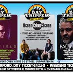 3 nights, 3 terrific lineups and only 1 day to go to #Daytripper!!! https://t.co/Yzx8aSK4SI