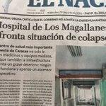 """La enchufada ministra de salud Luisana Melo dirá que esto es un montaje de la CIA como señalaba el """"Cíclope Bonzai"""" https://t.co/Y6IGQkk3LC"""