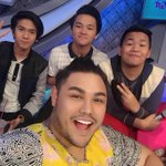 CJR with ka igun!???? @TeukuRyz @iqbaale @AlvaroMaldini1 https://t.co/0N57XWkBCr