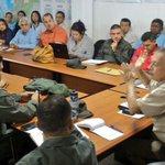 Feliz miércoles, iniciamos la mañana en reunión de trabajo junto a la sala situacional popular militar de la región. https://t.co/L8DQbbc2LI
