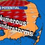 When thunder roars, stay indoors. @wsvn https://t.co/QShojKKZWV