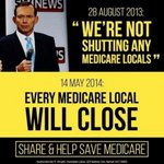 "#lateline talk ""scare campaign"" & ignore Libs broken promises on Medicare #ausvotes https://t.co/7jX0HPrE3s"