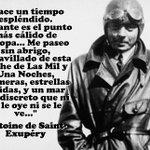 #Taldíacomohoy nacía Antoine de Saint-Exupéry ¿sabías que aterrizó en el aeródromo que hoy es nuestro campus #UA? https://t.co/ZDIu4Fr7mA