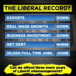 Libs more concerned with outsourcing to their mates than local jobs #lateline #ausvotes https://t.co/KicBD75nHL