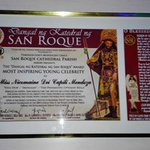 """"""" Dangal ng Katedral """" Most Inspiring Young Celebrity © raulsroque on IG 
