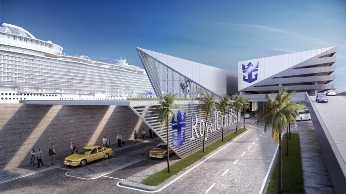 Royal Caribbean to Build New Terminal in Miami #Cruise https://t.co/3YEM1MGNGj https://t.co/YVxTd1N4i1