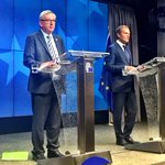 ".@JunckerEU ""#EU27 agreement today: No negotiation without notification. No internal market à la carte."" #EUref https://t.co/wpkjIMOZLw"