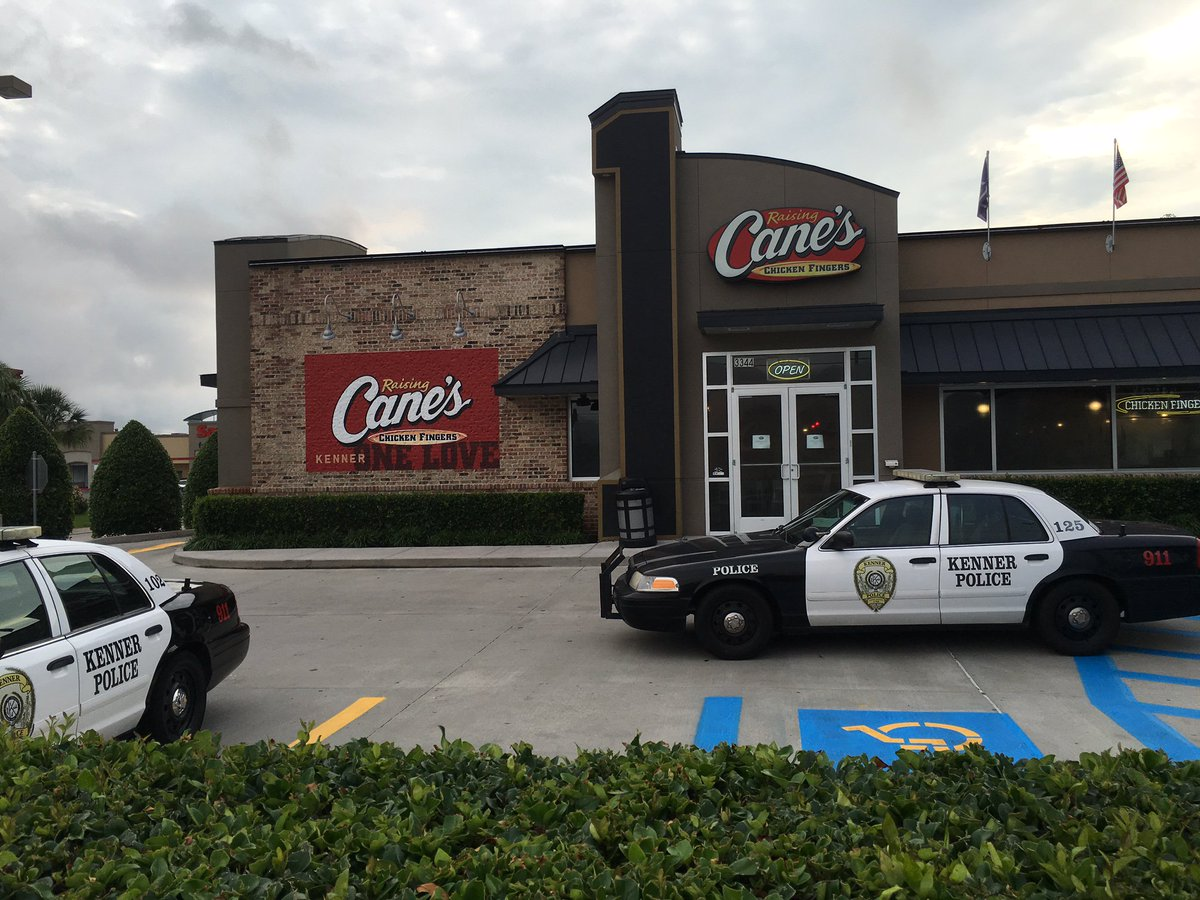 Raising Cane's manager stabbed multiple times during Kenner armed robbery https://t.co/BkGJwIXKXH https://t.co/9Bw8vymVuM