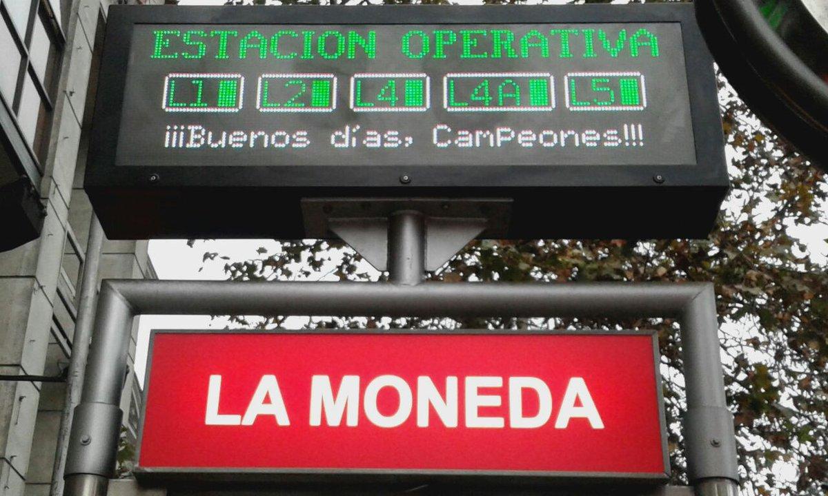 Mientras en Argentina tienen un Lio, acá tenemos Bi campeones #ConRespeto https://t.co/95rTMn5b9o