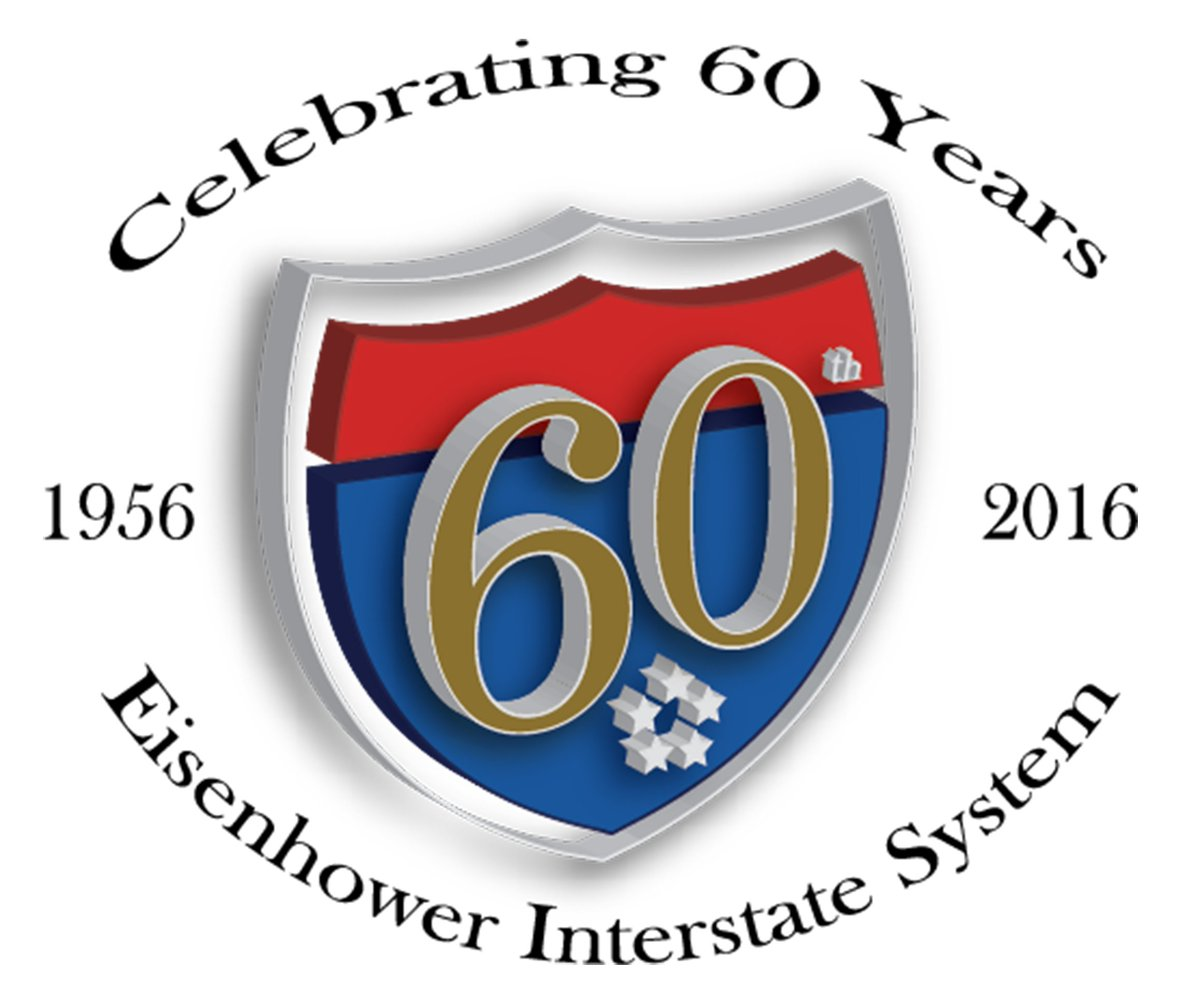 RT @USDOTFHWA: Happy 60th Anniversary Eisenhower Interstate System!