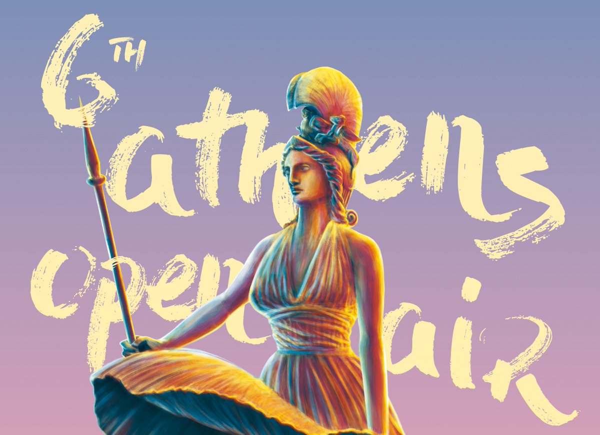 The 6th Athens Open Air Film Festival is here! Check out the programme: