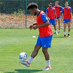 #PoshPreSeason | A few snaps from this mornings session in Portugal https://t.co/944tplG8Xe